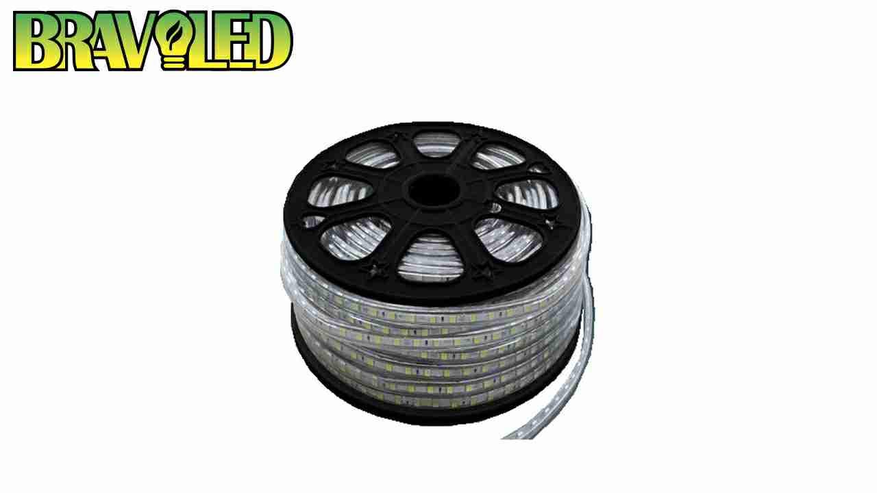 FITA DE LED 8MM 5050 VD 100M 220V