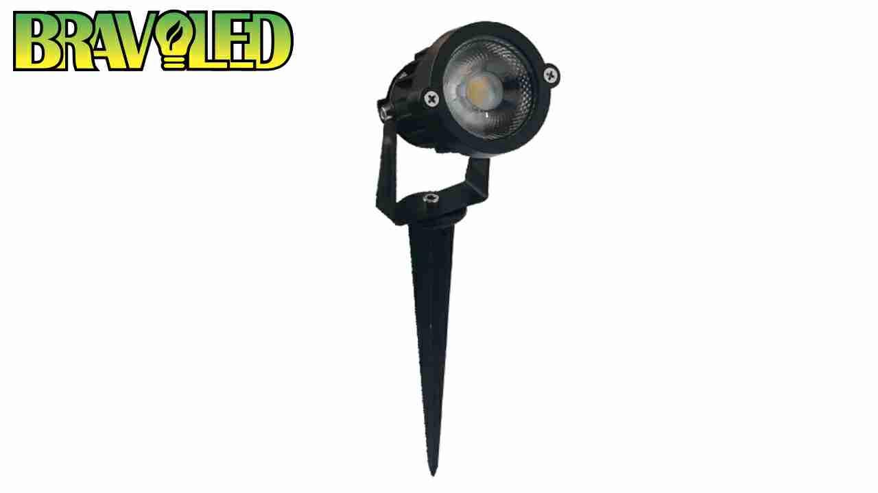 ESPETO DE JARDIM LED INT/EXT IP65 5W VD