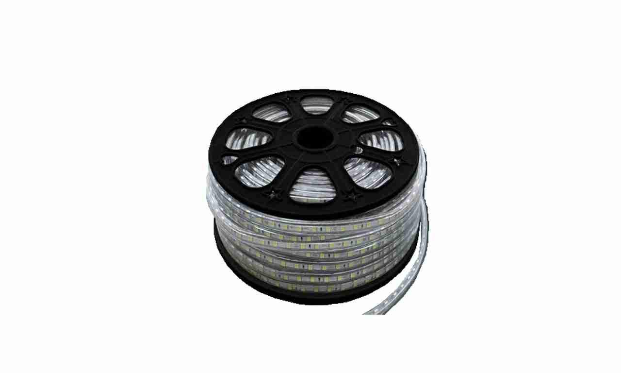 FITA DE LED 8MM 5050 AZ 100M 220V