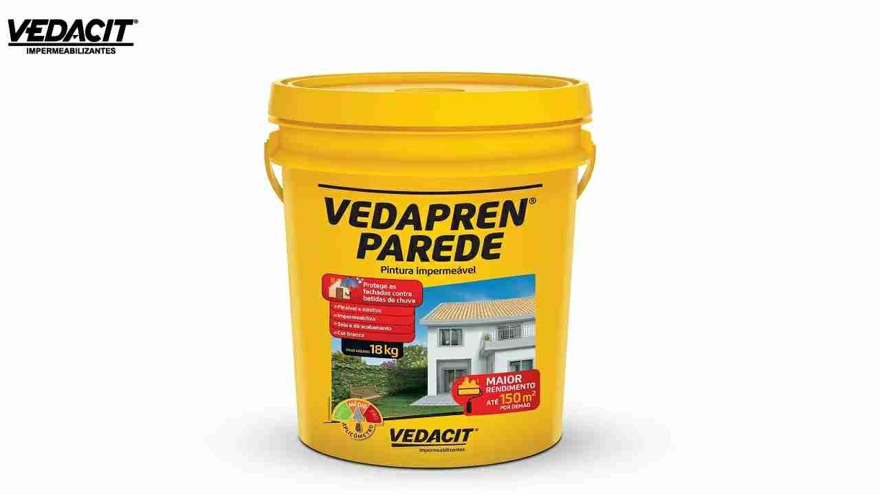 VEDACIT VEDAPREN PAREDE BRANCO BD 18L