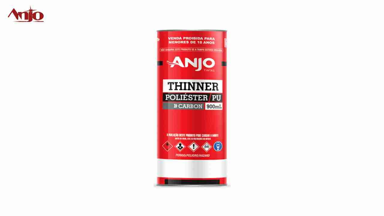 THINNER ANJO PU CARBON TH5003 900ML