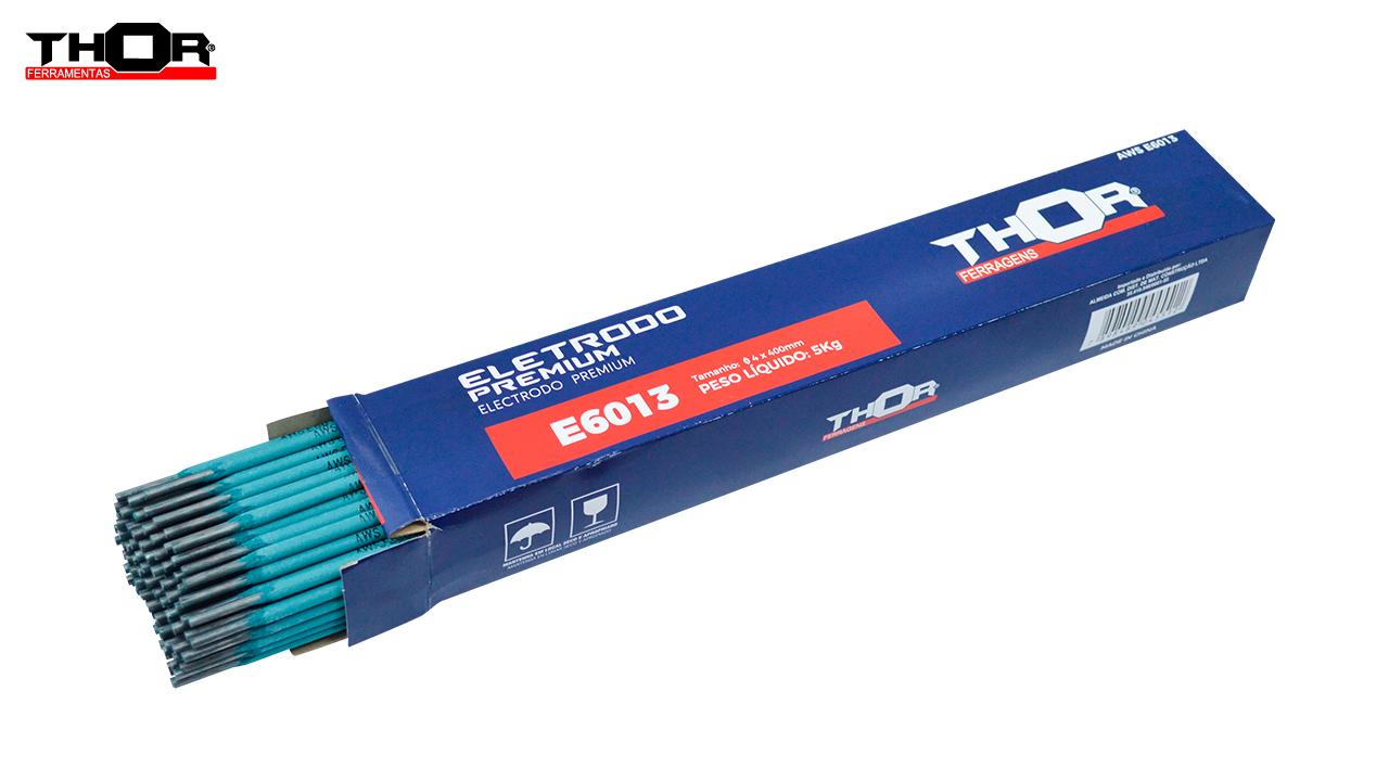 ELETRODO THOR AWS E6013 AZ 4.0MM-400MM