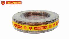 CORDÃO CRISTAL MEGATRON 2X1.50MM² (2X14) ROLO C/100M