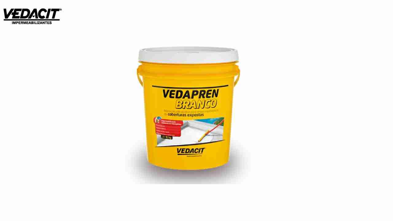 VEDACIT VEDAPREN BRANCO GL 4.5 KG