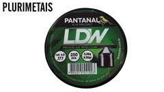 CHUMBINHO P/CARABINA P.PANTANA 4.5 C/200