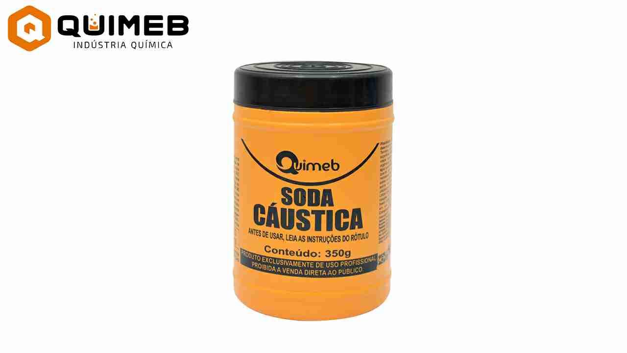 SODA CAUSTICA QUIMEB 350GL