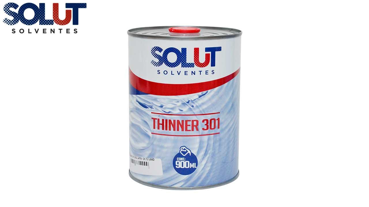 THINNER SOLUT 301 LATA 900ML
