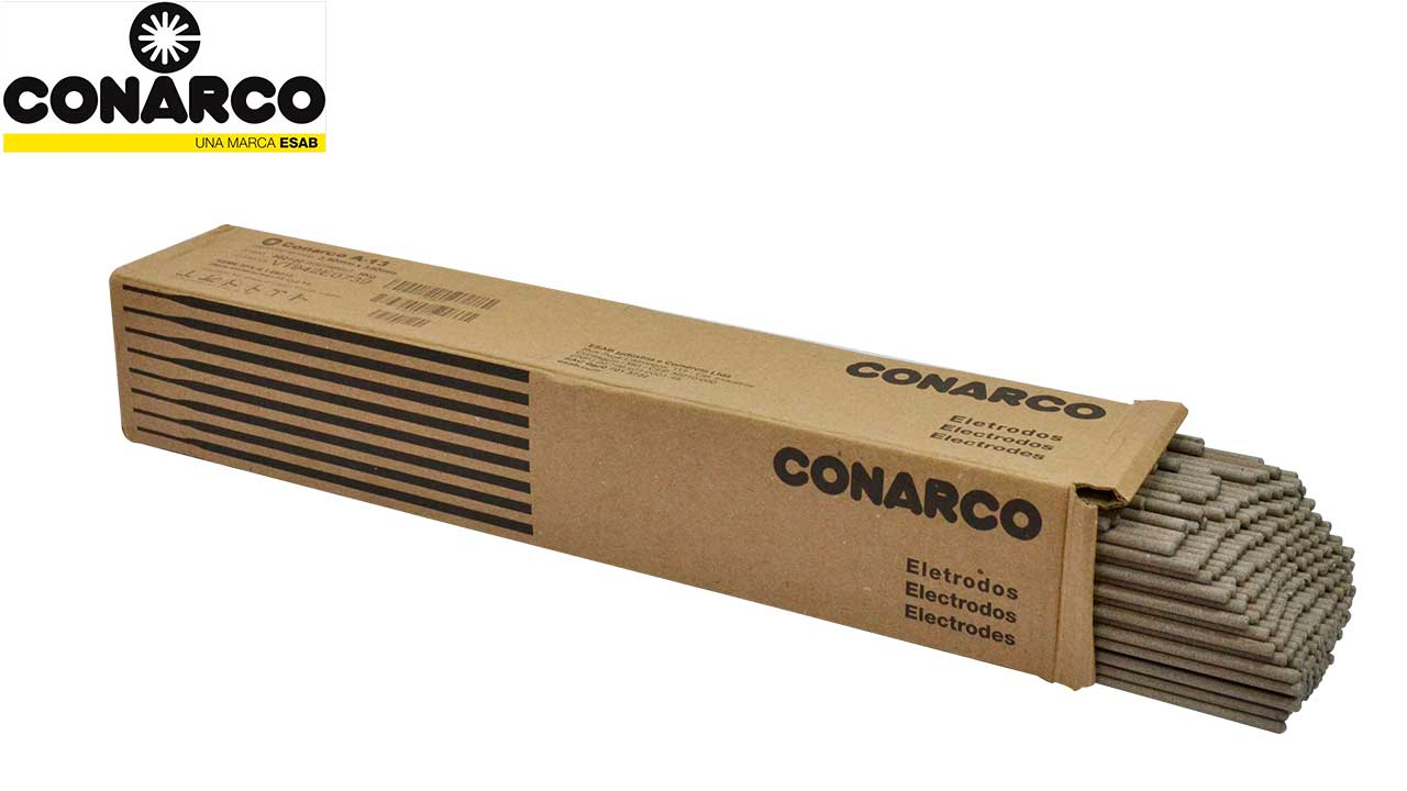 ELETRODO CONARCO A13 2.50 LATA C/18KG