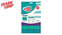 FLASH LIMP PANO MICROFIBRA MULT.C/03PC