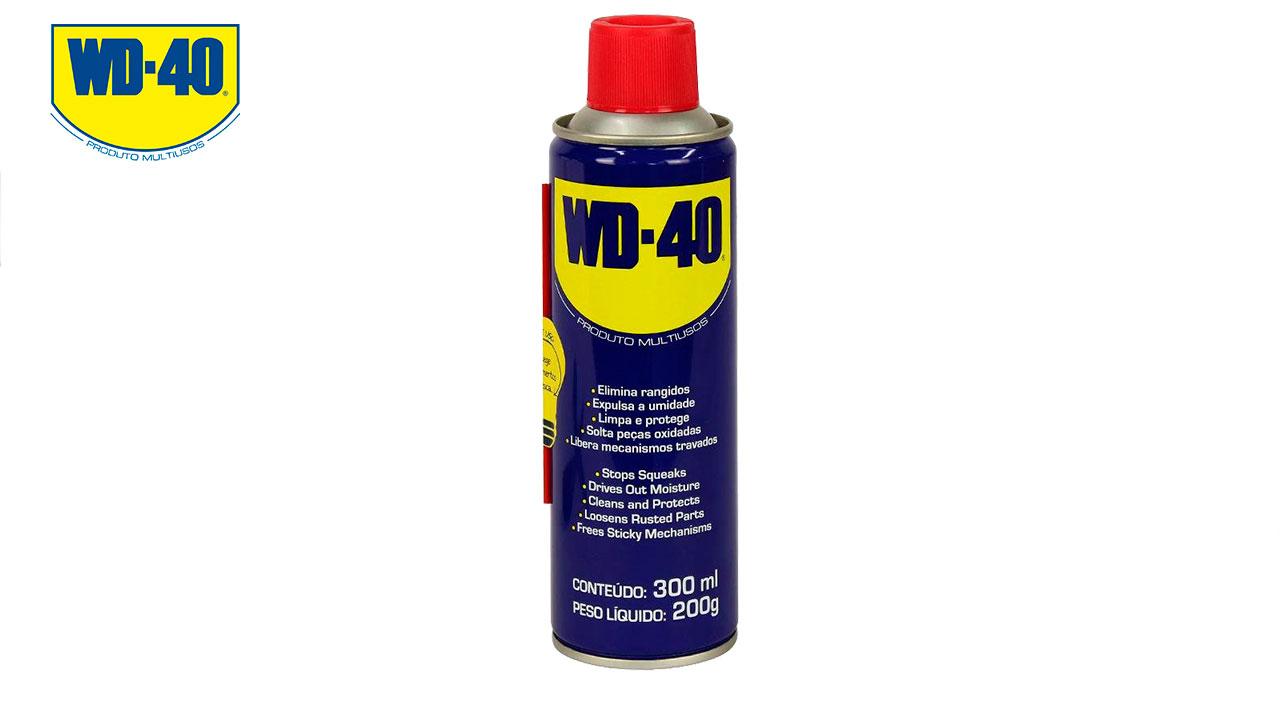 LUBRIFICANTE WD40 TRADICIONAL 300ML/200G