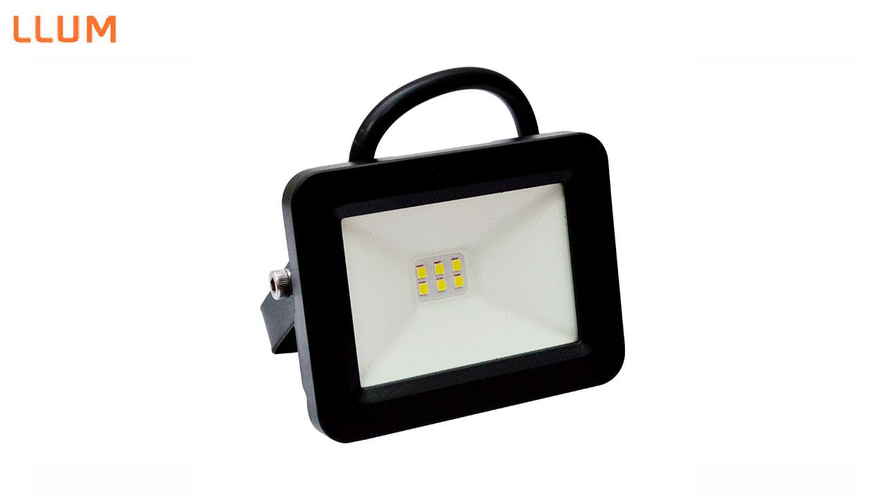 REFLETOR LLUM LED 10W BR 6500K BIV.900LM