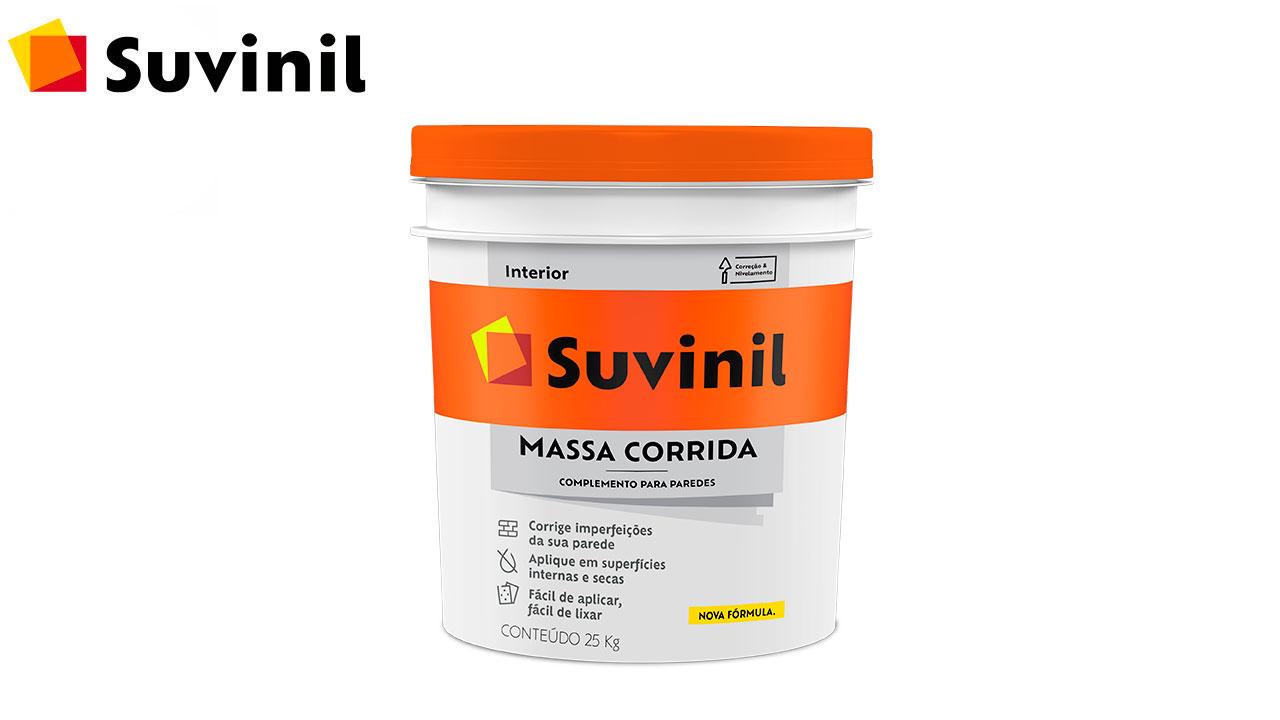 MASSA CORRIDA SUVINIL 18L C/25KG