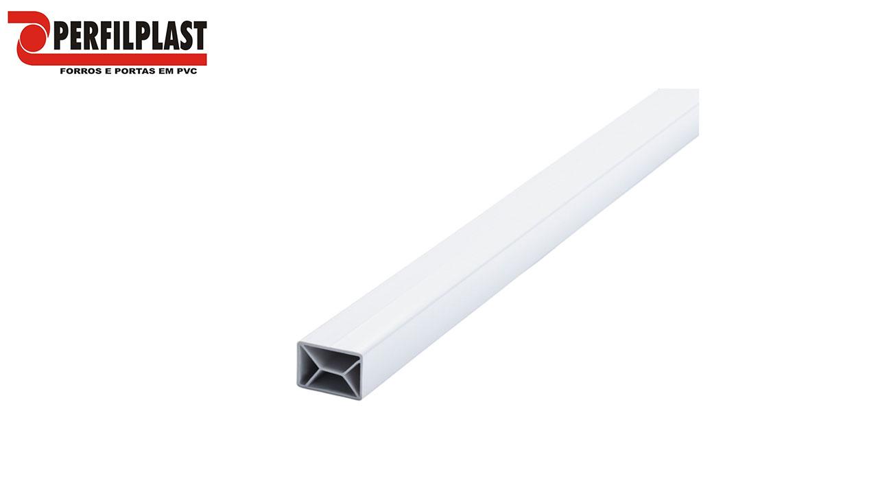 BARRA METALON PVC PERFILPLAST 20X30 6M
