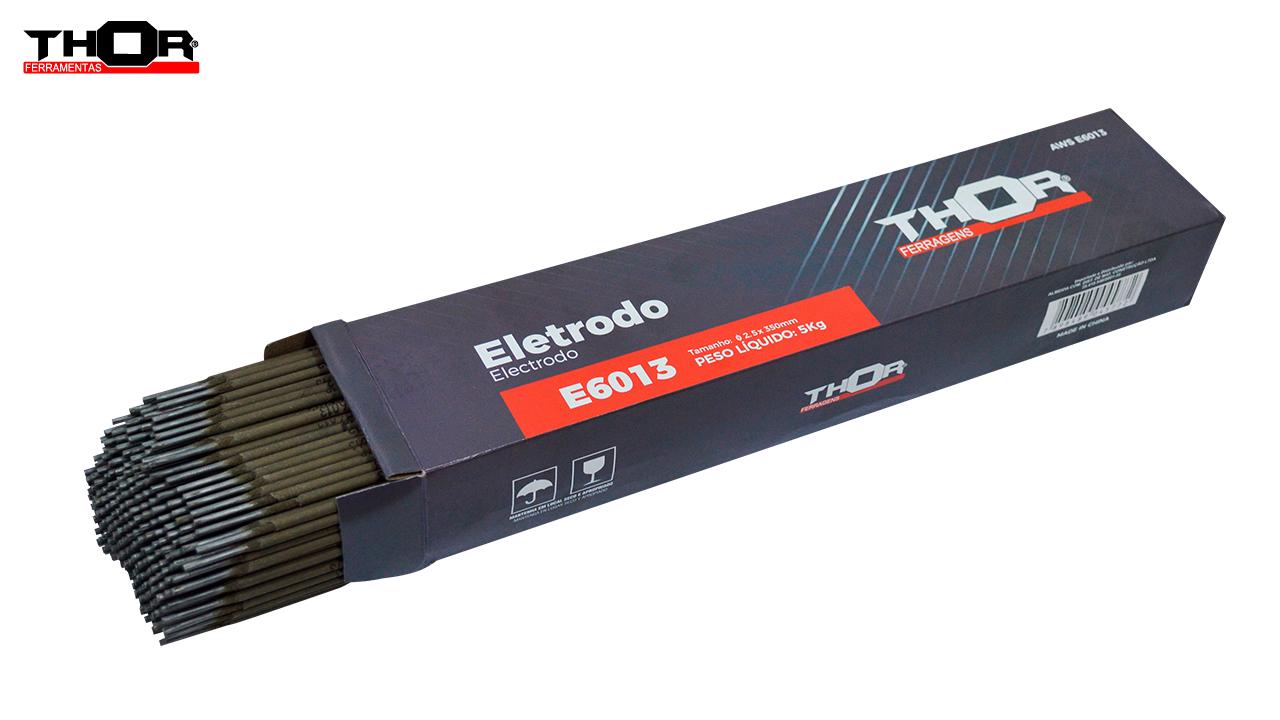 ELETRODO THOR AWS E6013 CZ 2.5MM-350MM
