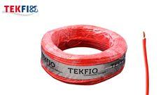 CABO FLEXÍVEL TEKFIO 2.5MM² AMARELO 450/750V ROLO C/100M