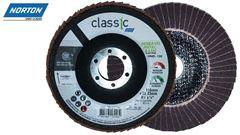 DISCO NORTON FLAP 4.1/2X7/8 BASIC P120