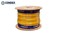CABO FLEXÍVEL CONDEX 2.5MM VERMELHO 450/750V BOBINA C/1000M