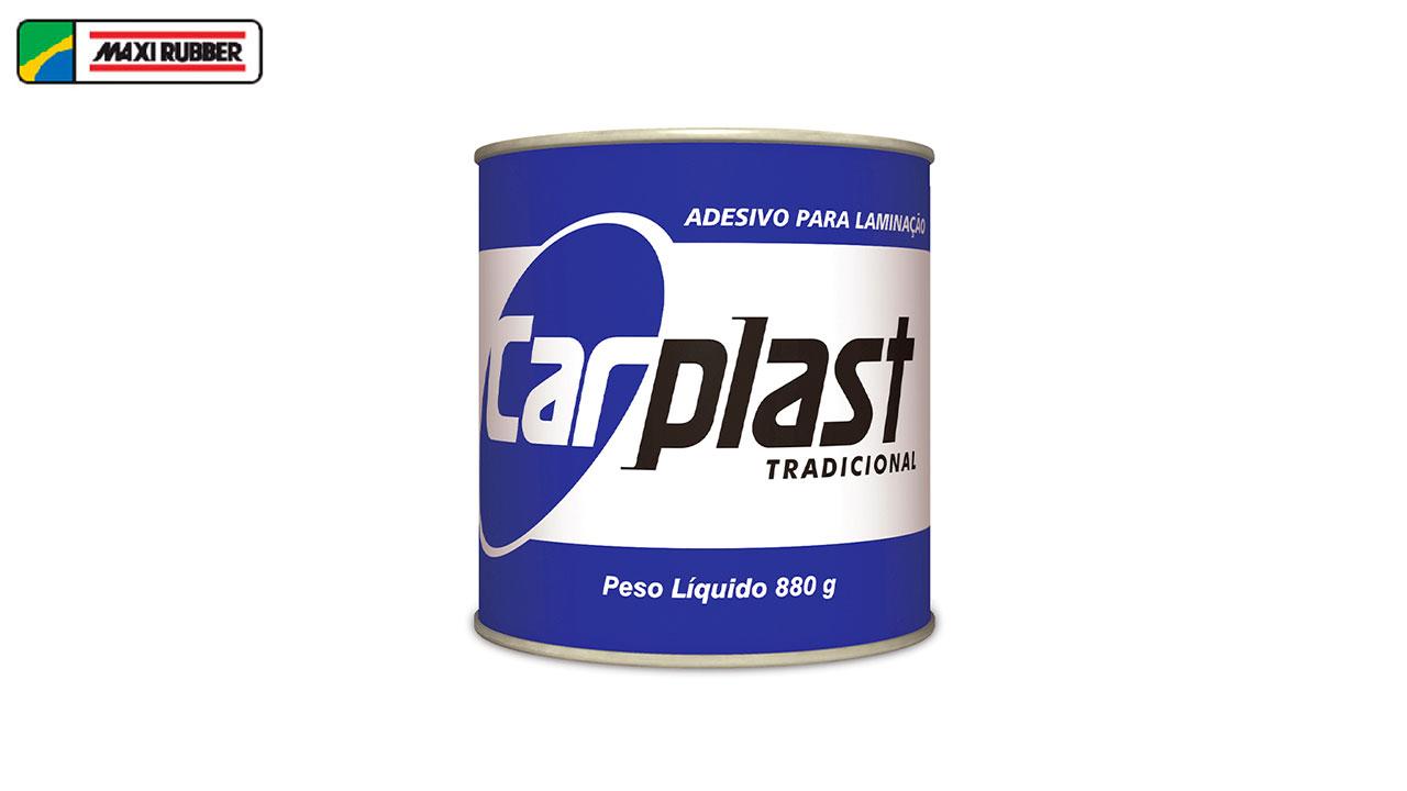 ADESIVO PARA LAMINACAO CARPLAST+CATALISADOR 880G
