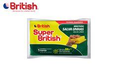 ESPONJA SUPER BRITISH MULTIUSO SALVA UNHAS