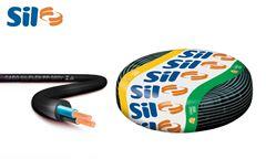 CABO PP FLEXIVEL SIL 2X1.50MM² 500V ROLO COM 100 METROS