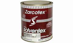 ZANÇÃO ZARCOTEX SOLVENTEX PRETO FOSCO LT900ML