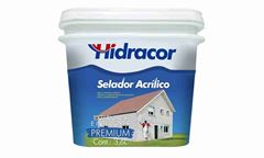SELADOR ACRÍLICO HIDRACOR BRANCO GL3,6L