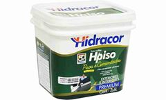 TINTA PARA HPISO HIDRACOR GL3,6L CINZA