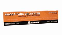 MASSA CALAFETAR 350G PULVITEC