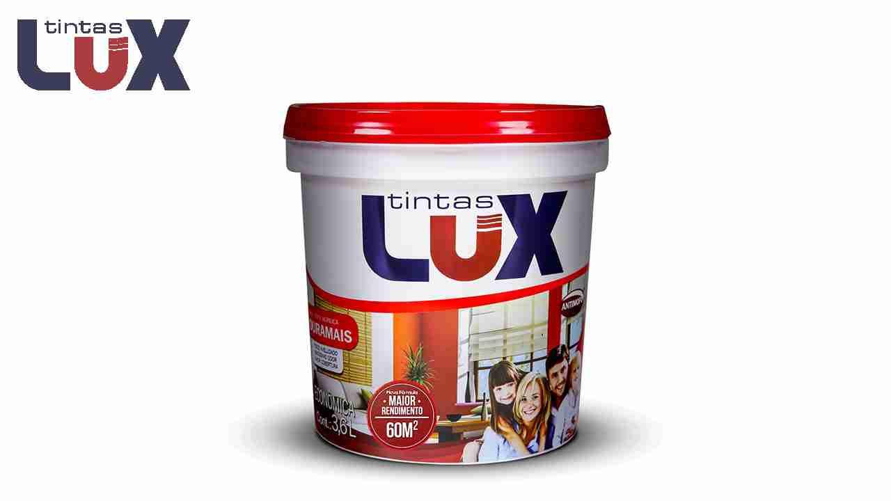 TINTAS LUX DURAMAIS INTERNA GL3,6L BRANCO NEVE
